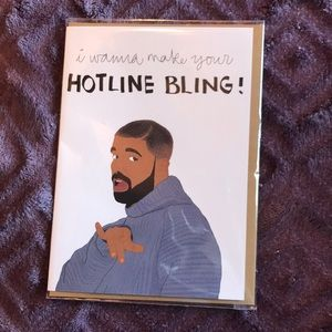 Urban Outfitters Drake Card